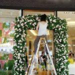 店舗様装花