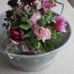 季節の花内容お任せで毎月お届け ¥3,500~