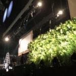 コンサート会場装花