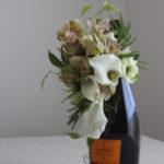 ボトル装花 どのようなボトルでも装花します ¥8,000~