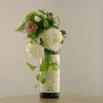 ボトル装花 どのようなボトルでも装花します ¥5,000~